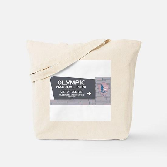 Olympic National Park, Washington Tote Bag