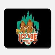 Ice Age Collision Course Adventure Team Mousepad