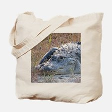 Alligator Lucy Tote Bag