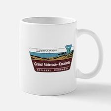 Grand Staircase-Escalante National Monu Small Small Mug