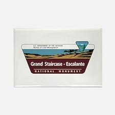 Grand Staircase-Escalante Nationa Rectangle Magnet
