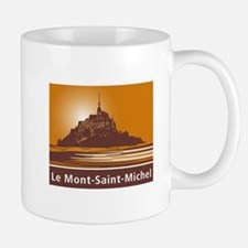 Mont Saint-Michel, France Mug