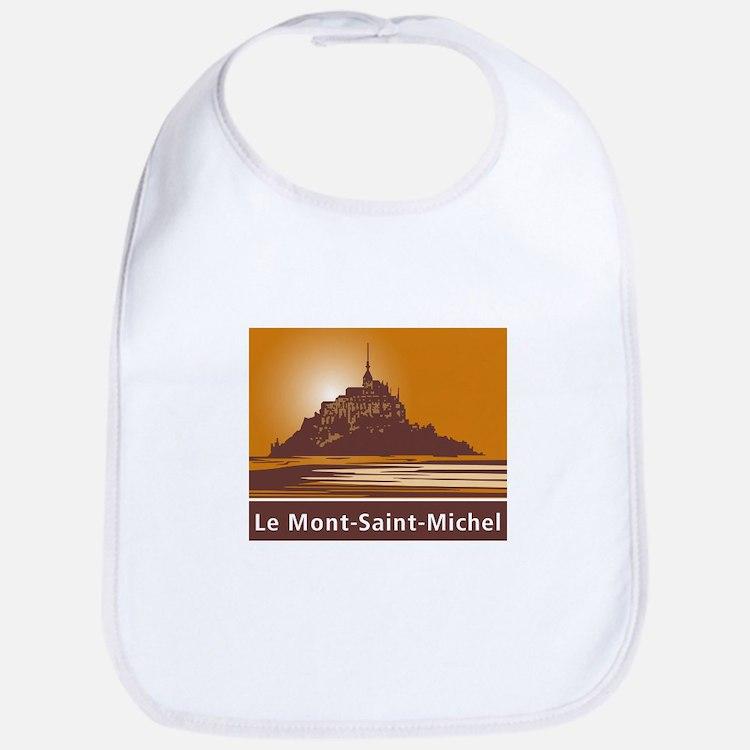 Mont Saint-Michel, France Bib