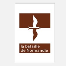 """""""The Battle of Normandy"""", Postcards (Package of 8)"""