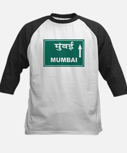 Mumbai (Bombay), India Kids Baseball Jersey