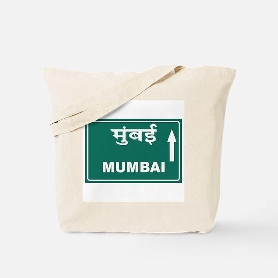 Mumbai (Bombay), India Tote Bag