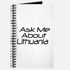 Ask me about Lithuania Journal