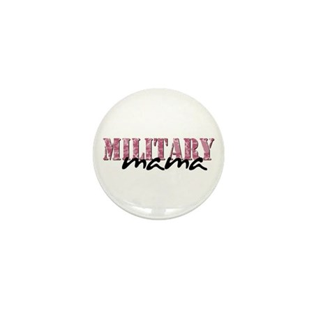 (Pink Camo) Mini Button (100 pack)