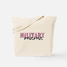 (Pink Camo) Tote Bag
