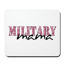 (Pink Camo) Mousepad