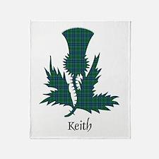 Thistle - Keith Throw Blanket