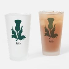 Thistle - Keith Drinking Glass