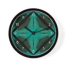 Cardinal Directions Wall Clock