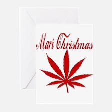 Mari Christmas Greeting Cards (Pk of 20)