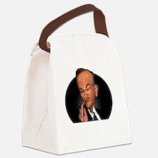 Unique News Canvas Lunch Bag