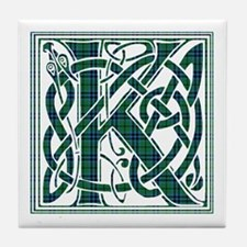 Monogram - Keith Tile Coaster