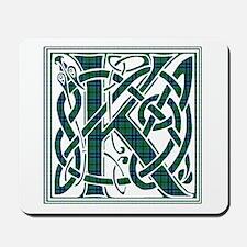 Monogram - Keith Mousepad