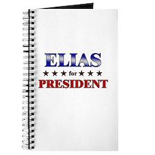 ELIAS for president Journal