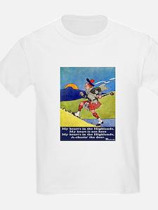BURNS QUOTE T-Shirt