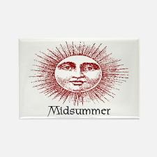 MIDSUMMER Rectangle Magnet