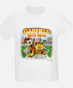 Garfield Gets Real T-Shirt