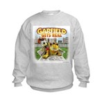 Garfield Gets Real Kids Sweatshirt