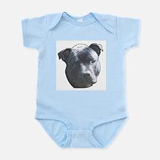 Staffordshire Bull Terrier Infant Creeper