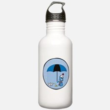 Best man's friend Water Bottle