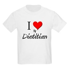 I Love My Dietitian T-Shirt