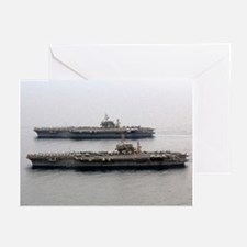 Kitty Hawk & Constellation Greeting Cards (Package
