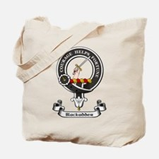 Badge - Blackadder Tote Bag