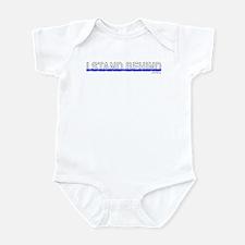 Thin Blue Line Infant Bodysuit