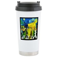 Fab 4 Van Gogh Travel Mug