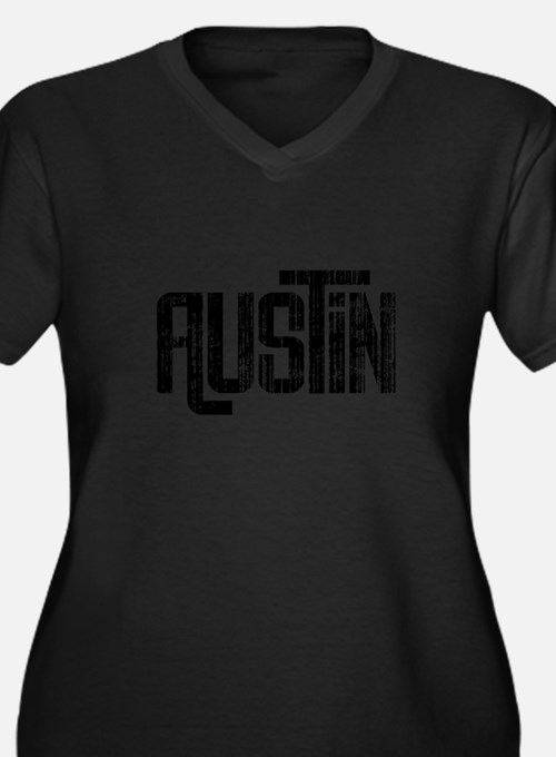 Austin Collection Plus Size T-Shirt