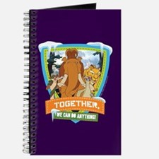 Ice Age Together Full Bleed Journal