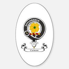 Badge - Cairns Sticker (Oval)