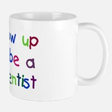 Grow Up - Rocket Scientist Mug