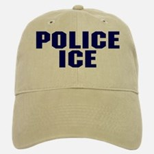 Police ICE Baseball Baseball Cap
