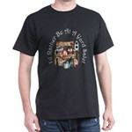 I'd Rather Be At A Yard Sale! Dark T-Shirt