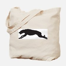 SCOTTISH DEERHOUND COURSING Tote Bag