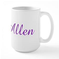 Mrs. Allen  Mug