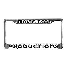 Unique Taos License Plate Frame