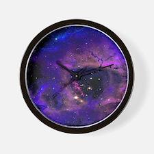 Cute Galaxies Wall Clock