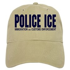 POLICE ICE Baseball Cap
