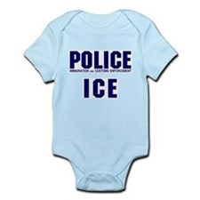 POLICE ICE Infant Bodysuit