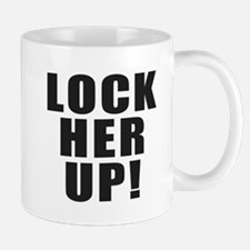 Lock Her Up Mugs
