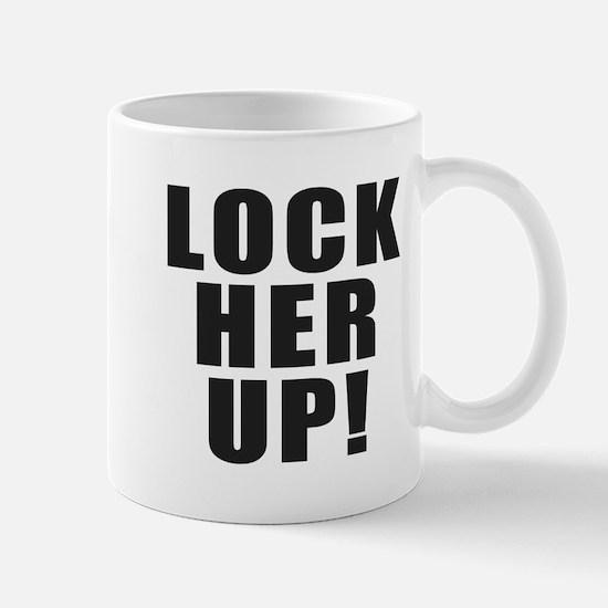 Lock Her Up Mugs
