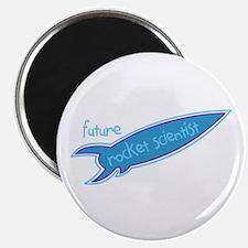 Future Rocket Scientist Magnet