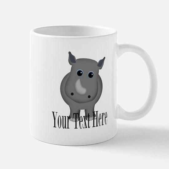 Rhino Baby Mugs