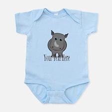 Rhino Baby Body Suit